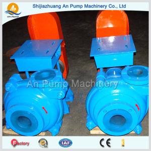 Horizontal Centrifugal Anti Abrasion Titanium Centrifugal Slurry Pump pictures & photos