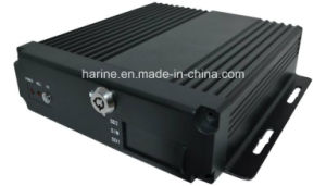 Dual SD Card 4 Channels Industrial Bus DVR pictures & photos