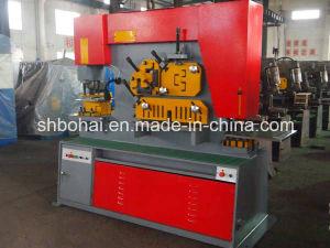 Bohai Pedinghaus Q35y-20 (63ton) Hydraulic Ironworker, Hydraulic Punching and Shearing Machine pictures & photos