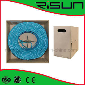 Bulk UTP CAT6 Network Cable with PVC Jacket pictures & photos
