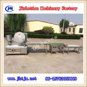 Automatic Spring Roll Pastry Machine Using Gas/Electricity