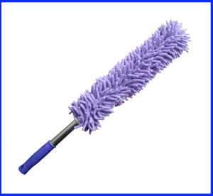 Round Chenille Duster with Stainless Steel Frame (RS-15001)