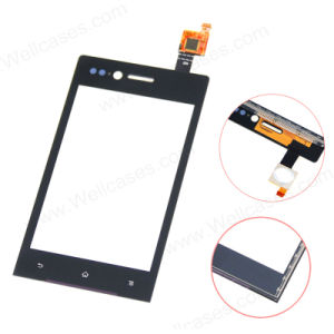 Hot Sale Mobile Phone Touch Screen for Sony St23I