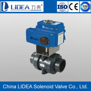High Quality Low Price Electric Flange Type Soft Seal Butterfly Valve