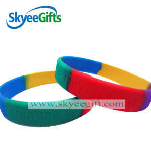 Energy Silicone Bracelet of High Quality and Low Price pictures & photos