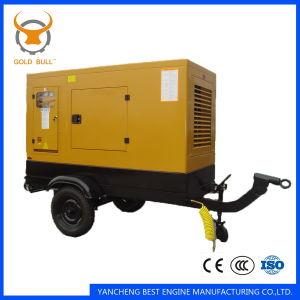 Trailer/Mobile Diesel Generator Set