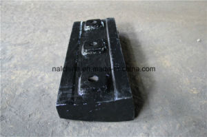 High Manganese Steel Impact Liner for Crusher pictures & photos