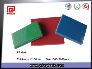 Engineering Plastic PP Plastic PP Sheet pictures & photos