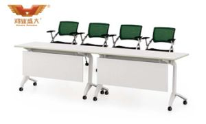 Fashion Foldable Leg for Conference and Meeting Furniture Office Training Desk