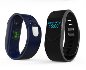 New Design Heart Rate/Blood Pressure/Blood Oxygen Bluetooth Smart Watch