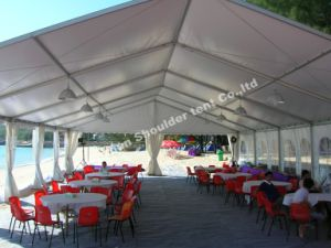 New Design 100people Best Quality Wedding Tent Sdc-1015 pictures & photos