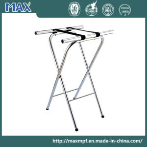 Stainless Steel Folding Luggage Rack pictures & photos