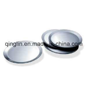 Custom Special Design Round Shape Metal Cup Coaster (QL-BD-0008) pictures & photos
