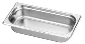 1/3 Stainless Steel Gastronom Pans Gn Pans pictures & photos
