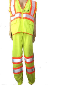 Reflective Safety Workwear, Durable, Flame-Resistant, Custom Colors pictures & photos