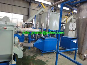 Film Agriculture Recycling Line pictures & photos