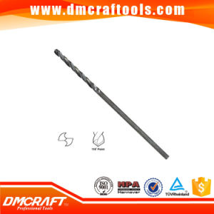 DIN1869 HSS Long Type Milled Deep Hole Metal Twist Drill pictures & photos