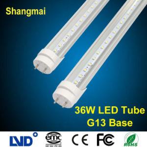 2.4m/8ft Energy Saving High CRI 36W LED Tube Light
