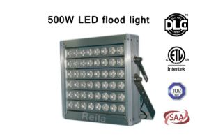 Dlc ETL SAA TUV 500W LED Flood Light for Horse Race Track