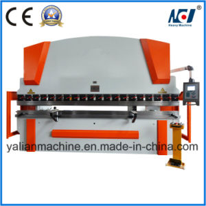 We67k-100X4000 Series CNC Electric-Hydraulic Synchronization Press Brake Machine