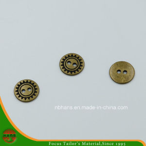 New Design Metal Button (JS-011) pictures & photos