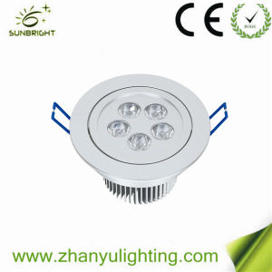 High Power 5W LED Down Light pictures & photos