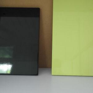 PVC Melamine UV Kitchen Cabinet Door for Kitchen Cabinet pictures & photos