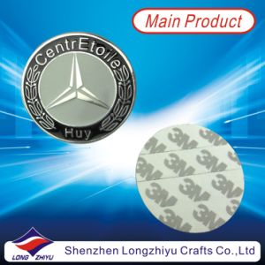Decorative Car Logo Emblem Metal Emblem with 3m Adhesive Sticker pictures & photos