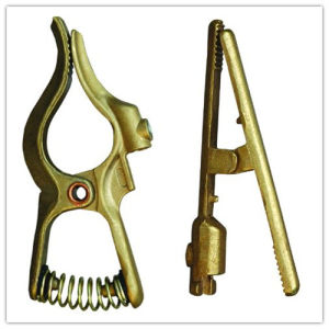 Full Bronze Welding Ground Clamps pictures & photos