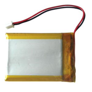 Pl403040 7.4V Lithium Ion Battery Pack for Smart Phone (480mAh)