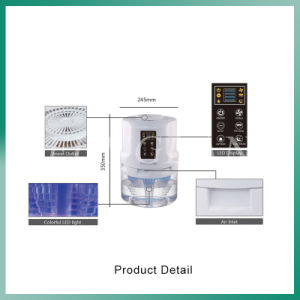 UV Filters and Water Washing Patent Technology Air Cleaner and Air Purifiers pictures & photos