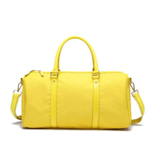 High Quality Wholesale Tote Handbag Nylon Carry Bag for Travel pictures & photos