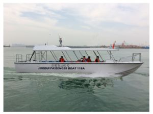 30 Persons Passenger Fiberglass Boat pictures & photos