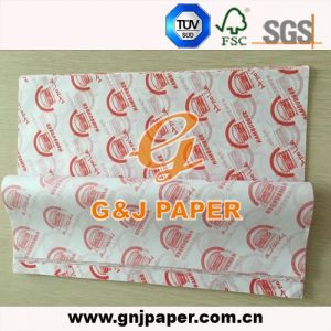 One Side Smooth and One Side Rough Printed Greasproof Paper pictures & photos
