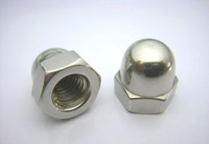 DIN 1587/S. S. /Hexagon Domed Cap Nuts/A2/A4 pictures & photos