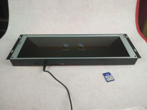 14.9inch Digital Video Scree with Vesa Hole Video Loop Play pictures & photos