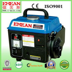 Air Cooled Brushless Electric Starting Portable Gasoline Generator pictures & photos