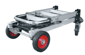 Aluminium Foldable Hand Truck (HT020A) pictures & photos