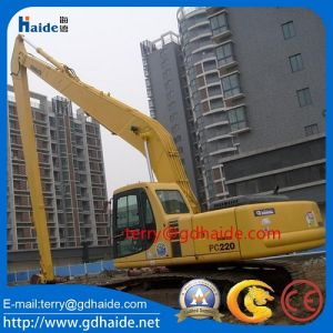 Long Reach Boom for Komatsu PC200 Excavator pictures & photos