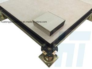 Calcium Sulphate Raised Access Floor with Ceramic Tiles pictures & photos