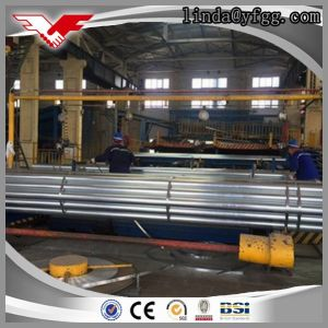Hot DIP Galvanized Round Steel Pipe Youfa Brand pictures & photos