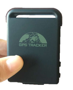 GSM GPRS GPS Tracking Device Sos Panic Button Long Battery Life Personal GPS Tracker Tk102 pictures & photos