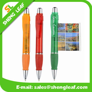 Metal Accesories Advertising Custom Logo Pens with Hot Sale (SLF-LG035) pictures & photos