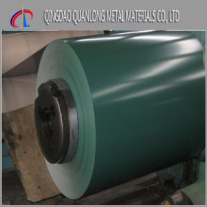 JIS G3312 Cold Rolled Color Coated Steel Coil pictures & photos