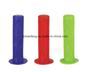 Rubber Bicycle Grips for Mountain Bike with Low Price (HGP-029) pictures & photos