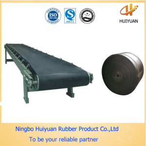 High Efficiency & Large Capacity Rubber Conveyor Belt (NN100-NN500) pictures & photos