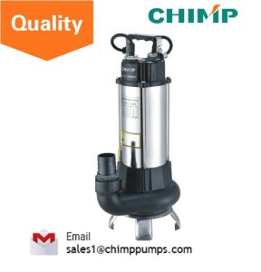 Hight Quality Submersible Sewage Pump (V1100F) pictures & photos