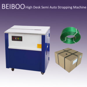 High Desk Semi Automatic Strapping Machine (SK-1) pictures & photos