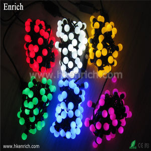 IP44 Flashing Waterproof Christmas String Light pictures & photos