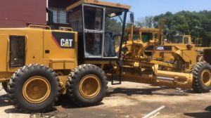 Used Cat140k Motor Grader for Sale pictures & photos